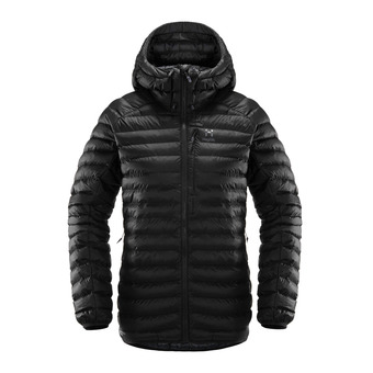 Haglofs CHILL MIMIC - Down Jacket - Women's - true black