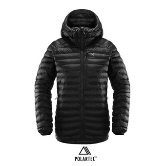 Haglofs CHILL MIMIC - Anorak mujer true black