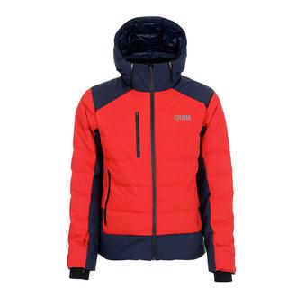 Colmar CHAMONIX - Veste ski Homme bright red/blue black