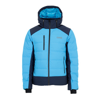 Colmar CHAMONIX - Veste ski Homme mirage/blue black
