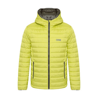 Colmar HOODED PRIMALOFT QUILTED - Doudoune Homme lime/jungle
