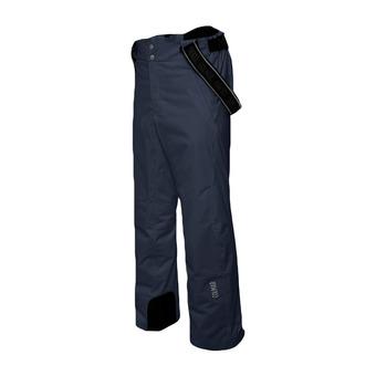 M. SALOPETTE PANTS Homme BLUE BLACK1416-9RT-167