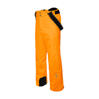 Colmar MECH STRETCH TARGET - Pantaloni da sci Uomo orange pop