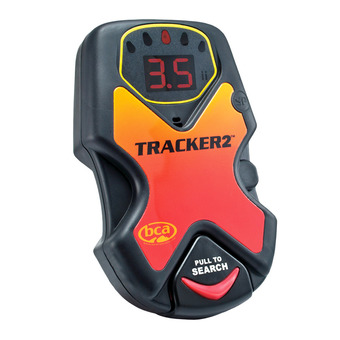 TRACKER T2 Unisexe noir/orange