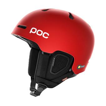 Poc FORNIX - Casco de esquí prismane red