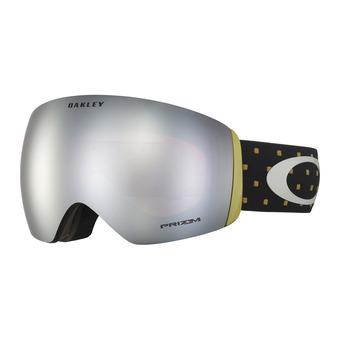 Oakley FLIGHT DECK - Gafas de esquí brown/prizm snow black iridium