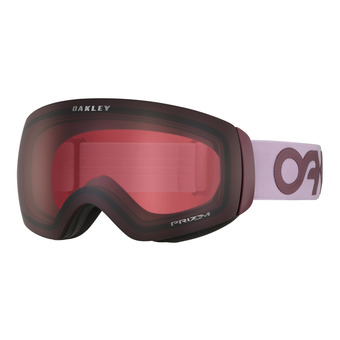 Oakley FLIGHT DECK XM - Masque ski purple/reddish/prizm snow rose