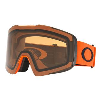 Oakley FALL LINE XL - Gafas de esquí orange/prizm persimmon