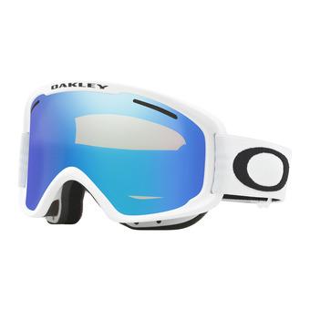 Oakley O FRAME 2.0 PRO XM - Masque ski matte white/violet iridium