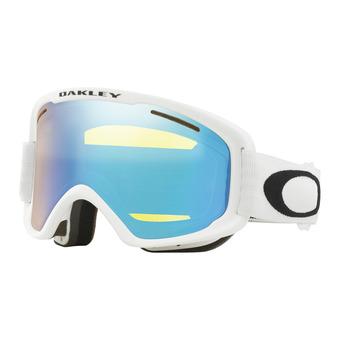 Oakley O FRAME 2.0 PRO XM - Gafas de esquí matte white/hi yellow iridium