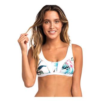 RipCurl MIRAGE CLOUDBREAK ESSENTIALS B - Bikini Top - Women's - white