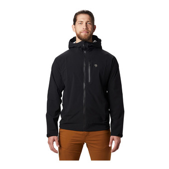 Mountain Hardwear STRETCH OZONIC - Chaqueta hombre black