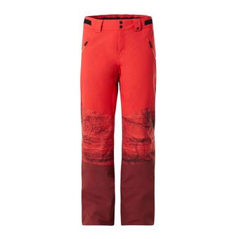 Oakley MOONSHINE INSULATED - Pantalón de esquí mujer new athletic grey