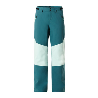 Oakley MOONSHINE INSULATED - Pantalon ski Femme electric shade