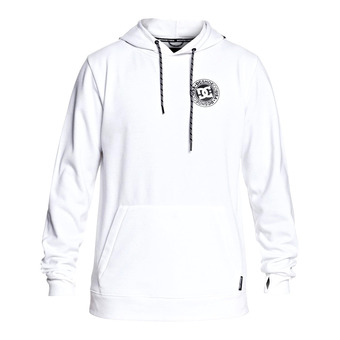 DC Shoes SNOWSTAR - Sudadera hombre white