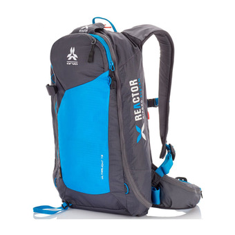 Arva REACTOR ULTRALIGHT 15L V2 - Sac airbag blue