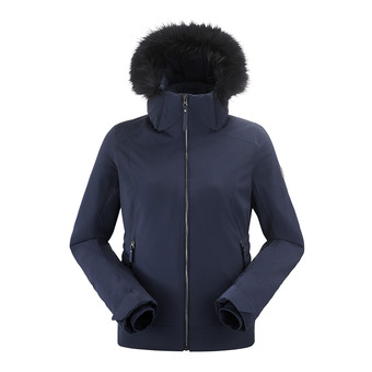 Eider SQUAW VALLEY FUR 3.0 - Giacca da sci Donna dark night