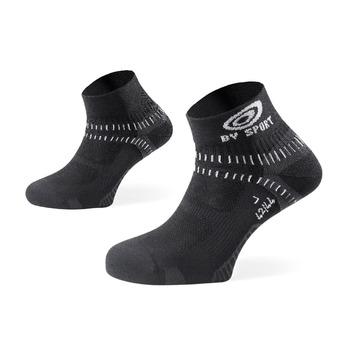 Bv Sport LIGHT ONE - Chaussettes x2 noir/noir