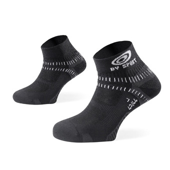 Bv Sport LIGHT ONE - Socks x2 - black/black