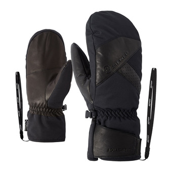 GETTERO AS(R) AW MITTEN glove ski alpine Homme black
