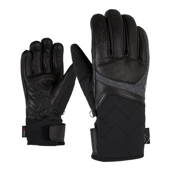 KRISTALL AS(R) AW lady glove Femme black