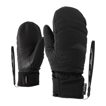 KOMILLA AS(R) AW MITTEN lady glove Femme black