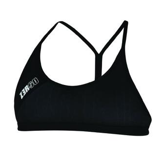 Z3Rod TOP - Swimming Top - Women's - black series