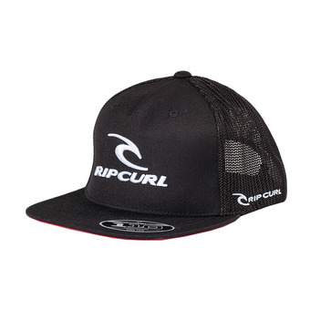 Rip Curl SURF CO TRUCKER - Casquette Homme black