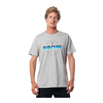 Rip Curl BIG MAMA POP - T-shirt Uomo cement marle