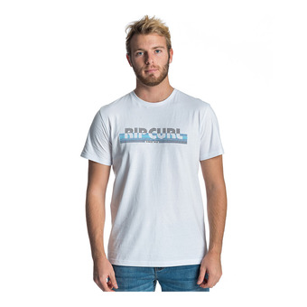 Rip Curl HEY MAMA - Tee-shirt Homme optical white