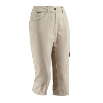 Lafuma ACCESS - Cropped Pants - Women's - sand