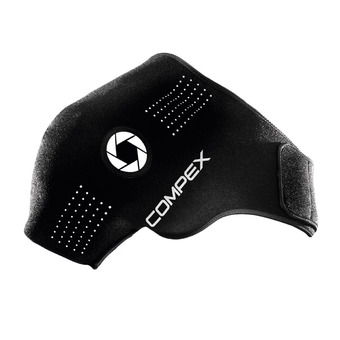 Compex COLDFORM - Hombrera black