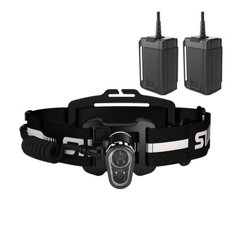 Headlamp Trail Speed 4XT pack ultra Unisexe Noir