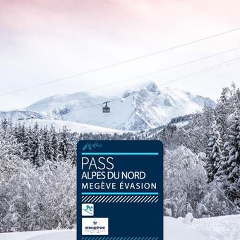 Skipass 6 giorni Megève EVASION Mont Blanc