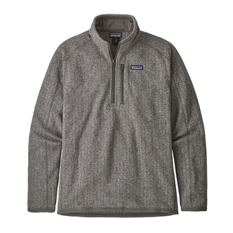 Patagonia BETTER SWEATER - Fleece - Men's - stonewash rib knit