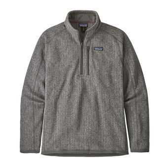 Patagonia BETTER SWEATER - Pile Uomo stonewash rib knit