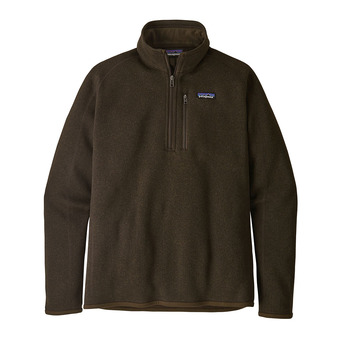 Patagonia BETTER SWEATER - Fleece - Men's - logwood brown