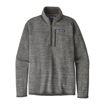 Patagonia BETTER SWEATER - Fleece - Men's - nickel