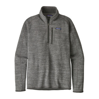 Patagonia BETTER SWEATER - Polaire Homme nickel