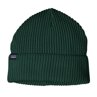 Patagonia FISHERMAN - Bonnet piki green