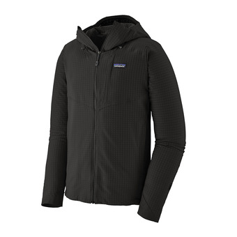 Patagonia R1 - Fleece - Men's - black