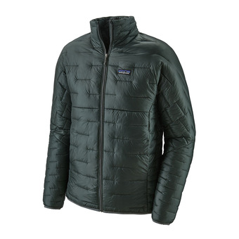 Patagonia MICRO PUFF - Down Jacket - Men's - carbon