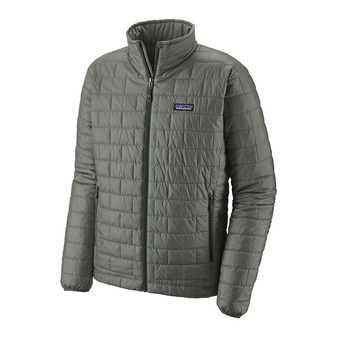 Patagonia NANO PUFF - Down Jacket - Men's - cave grey