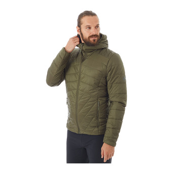 Mammut RIME IN - Down Jacket - Men's - iguana