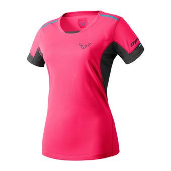 VERT 2 W S/S TEE Femme fluo pink/0936