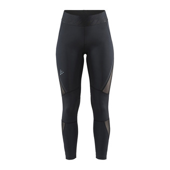 Craft CHARGE MESH - Mallas mujer black