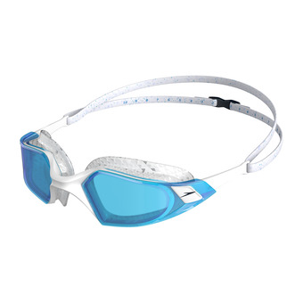 Speedo AQUAPULSE PRO - Swimming Goggles - blue/white