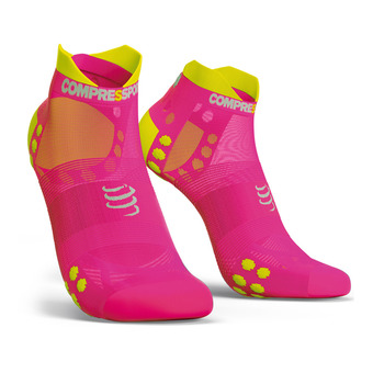 Pro Racing Socks v3.0 Run Low Unisexe PINK MELANGE