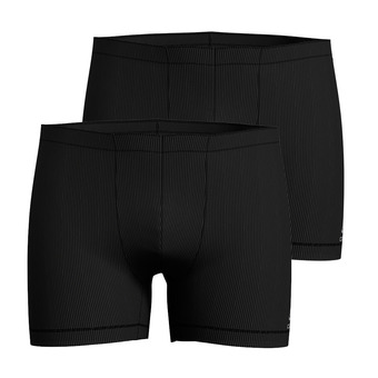 SUW Bottom Boxer ACTIVE CUBIC LIGHT 2 Pa Homme black