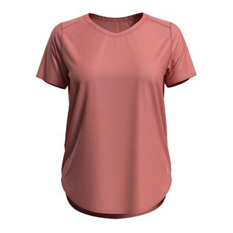 Shirt s/s crew neck ETHEL Femme lantana